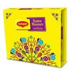 (Live at 6PM ) Maggi Festive Flavors Gift Pack 857gm with Greeting Card Rs. 120 : Amazon
