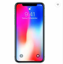 Pre Order iPhone X in India : iPhone X 27 October Offers - iPhone x ( 10 ) Price in India