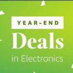 Amazon Year End Deals in Electronics