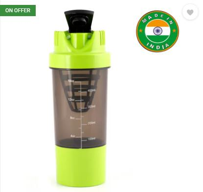 Loot - HAANS Shaker Upto 91% Off Starting at Rs.63 - Flipkart