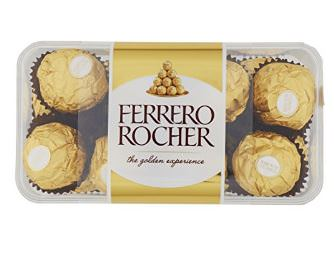 (Loot Deal) Amazon Ferrero Rocher, 16 Pieces In Just @ Rs.219 [MRP-Rs.440]