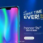 Honor Rs.1 Flash Sale - Honor 9N