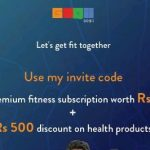 Goqii Referral Code - Get 500 GOQii Cash + 1 Month Free Coaching - Goqii Refer Code