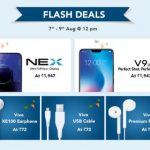 Vivo Freedom Sale- Vivo Nex , V9 In Just ₹1947 | Headphone @ ₹72 ( Live @ 12PM)