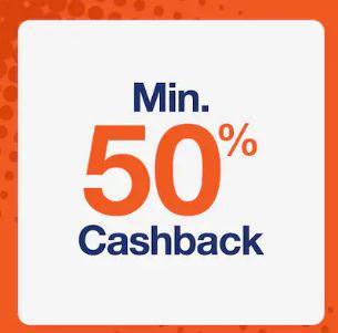 BUYSINGLES Promo Code - PaytmMall Half Price Store ( Flat 50% Cashback ) -  Flat 50% Cashback On Daily Needs Products