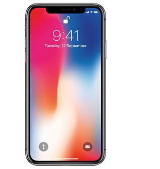 Apple iPhone X @ Rs.69999 - Great Indian Festival Offer on iPhone X Rs.69999 - Amazon