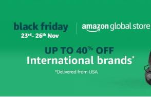 Amazon Black Friday Sale India - 23rd November Amazon Black Friday Offers