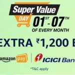 Amazon Super Value Day - Upto 50% off on Grocery,Personal Care & More