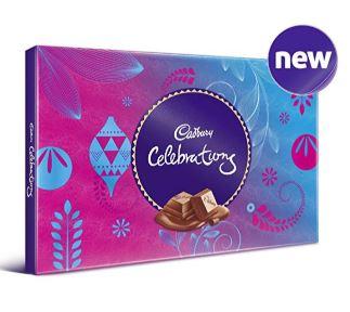 Cadbury Celebrations Assorted Chocolate Gift Pack, 203.5g @ Rs.127 - Amazon