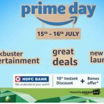 Amazon Prime Day | 15-16 July 2019 | Prime Day Deals