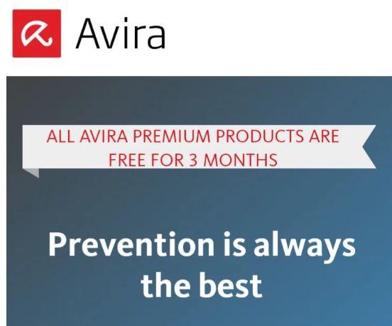 Avira Phantom VPN Pro, Anti Virus Pro Free For 3 Months - Avira