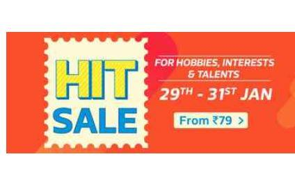 Flipkart Hit Sale