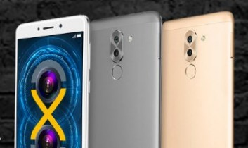 Honor 6X 3GB RAM Rs. 11698 (SBI Credit Cards) or Rs. 12998, 4GB RAM Rs. 14398 (SBI Credit Cards) or Rs. 15998 – Amazon