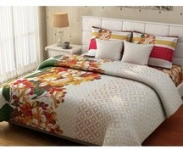 100% Cotton Double Bedsheet with 2 Pillow Cover Rs. 299 – FlipKart