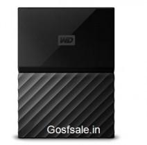 1WD My Passport Portable External Hard Drive + Rs. 200 Amazon Pay Balance Rs. 3999 – Amazon