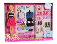 Barbie Dolls & Accessories 25% off or more from Rs. 199 – Amazon