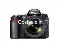 25% off on Nikon D90 12.3MP Digital SLR Camera @ Rs.43999 – Amazon India