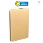 2TB Toshiba Canvio Alumy Portable External Hard Drive Rs. 5489 (HDFC Credit Cards) or Rs. 6099 – FlipKart