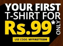 Rs.300 off on Freecultr : Get Flat Rs.301 Discount on Any Tee on Freecultr