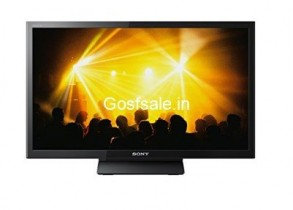 Sony BRAVIA 24″ HD Ready LED TV KLV-24P422C Rs. 12990 (HDFC Debit Cards) or Rs. 13490 – Amazon