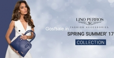 Lino Perros Handbags, Wallets & Belts 50% off or more from Rs. 347 – Amazon