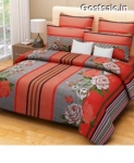 Bedsheets 50% off or more from Rs. 249 – Amazon