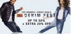 Clothing 50% off or more + 20% off from Rs. 180 – Amazon