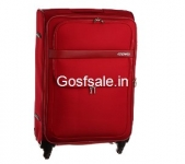 50% off on American Tourister Superlite II Nylon Red Suitcase (35T (0) 00 002) @ Rs.2999 – Amazon