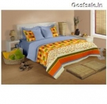 50% off on Raymond Bedsheets – Flipkart