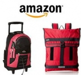 Backpacks, Handbags & Clutches 70% off or more from Rs. 116 – Amazon