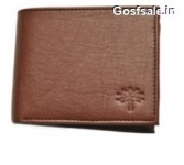 Woodland Formal Mens Leatherite Bifold Wallet At 76% OFF – Snapdeal