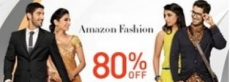 Clothing 80% off or more from Rs. 151 – Amazon