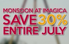 Adlabs Imagica Monsoon Offer :  Imagica Monsoon Package