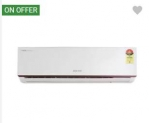Air Conditioners upto 44% off + 10% off – FlipKart