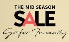 Ajio Sale – Clothing & Footwear Buy 5 Get 80% off – Ajio