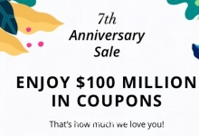 Aliexpress Anniversary Sale : Aliexpress 7th Anniversary Sale – Biggest Sale of the Year