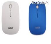 Allen Wireless Mouse at Flat 52% Off @ Rs.259 – Flipkart