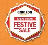 Amazon 14 October Deals & Offers : Great Indian Festive Sale 14th October