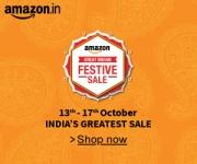 Amazon 16 October Best Deals : Best Deals on Mobiles,Laptops,Electronics & More