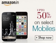 Mobiles upto 50% off from Rs. 685 – Amazon