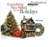 Amazon Christmas Offers India : Amazon India 25 December Offers