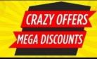 (LIVE :  17th Oct – Starts at 4PM) : Amazon Crazy Deals – Loot Deals