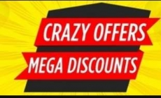(LIVE :  17th Oct – Starts at 4PM) : Amazon Crazy Deals – Loot Deals