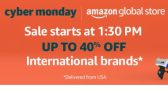 Amazon Cyber Monday – 26th November 2018 | Amazon India Cyber Monday