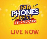 Amazon Fab Phones Fest | 11th – 13th April