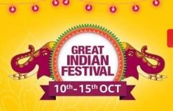 Amazon Great Indian Festival Lightning Deals