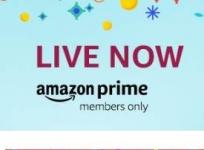 Amazon Great Indian Festival Prime Sale – Best Deals of 20th September Prime Sale