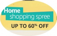 Amazon Home Shopping Spree