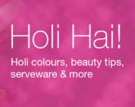 Amazon Holi Offers : Holi 2015 Sale – Amazon India Coupons & Deals