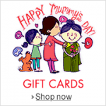 Amazon India Mother's Day Sale : 10th May Offers